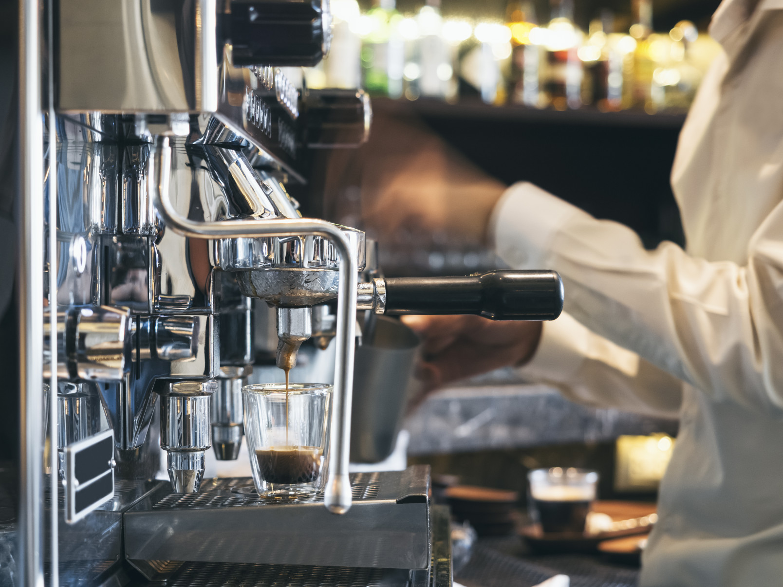 Kaffebar, Café, Restaurant